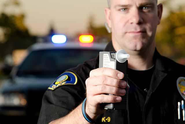 The Drunk Driving Breathalyzer Testing